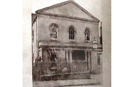 Church 1796 to 1862