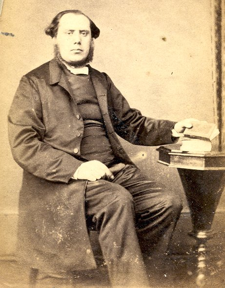 Rev James Wonnacott
